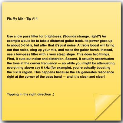 Tip 14